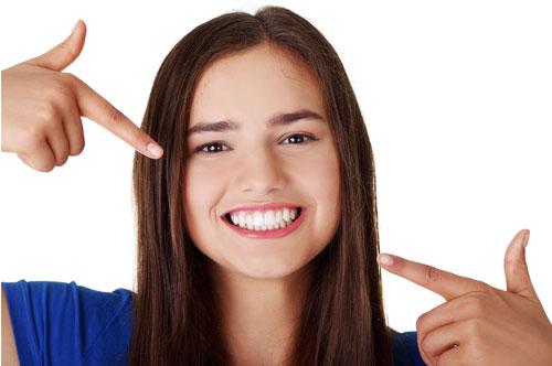 OTC teeth whitening