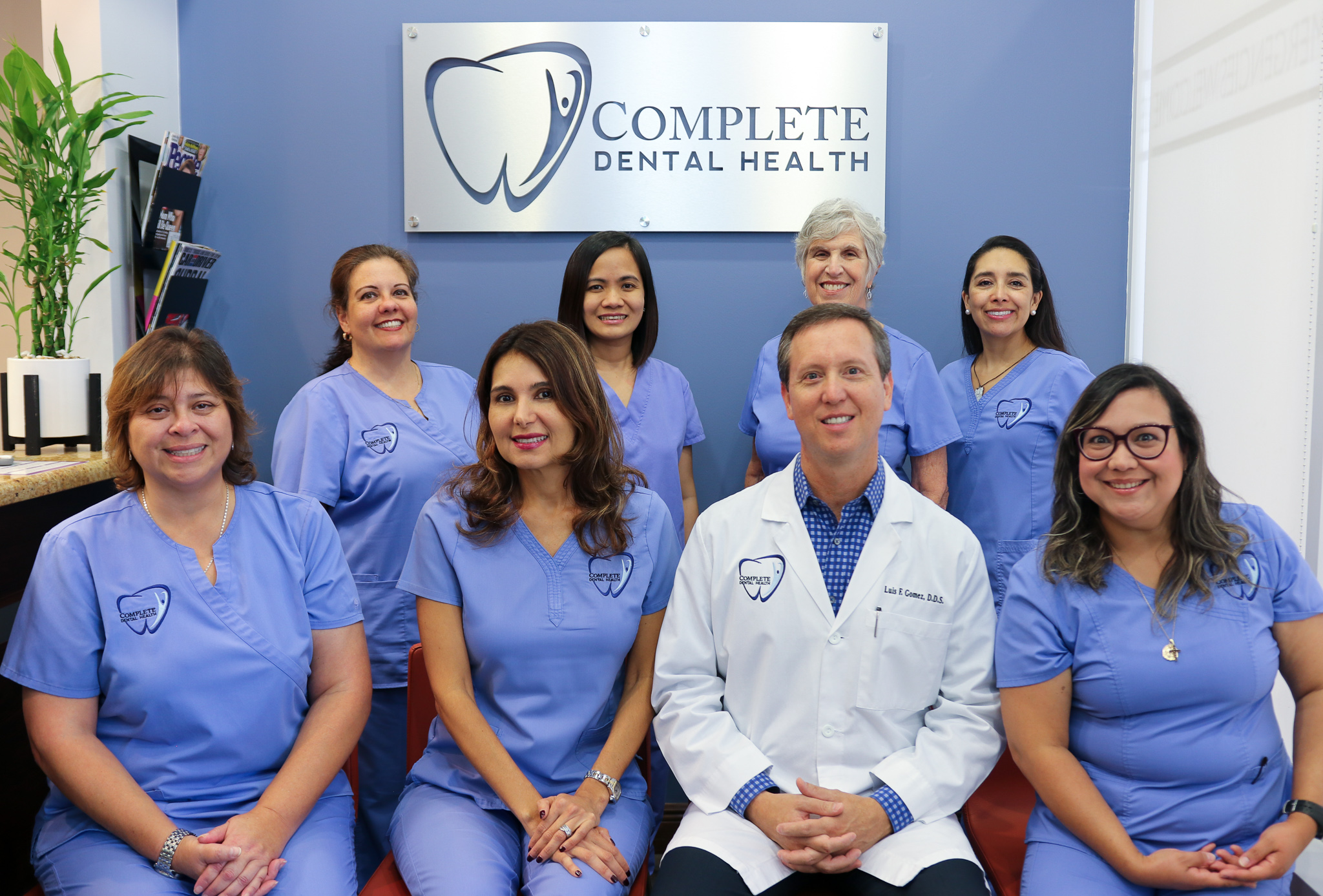 Dental Office Staff in Coral Springs