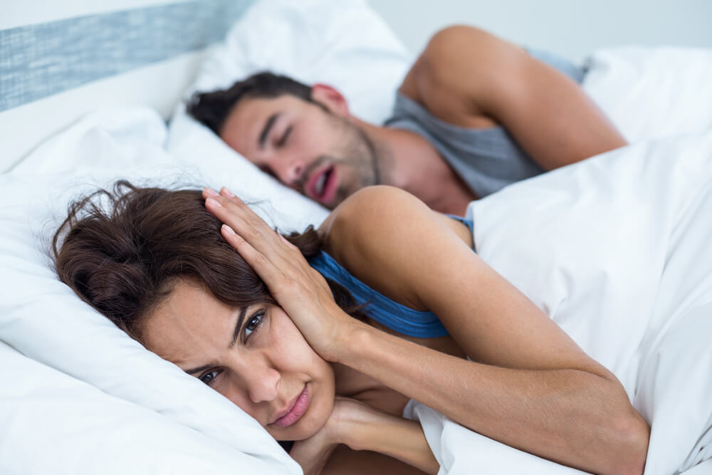 sleep apnea - snoring - Coral Springs